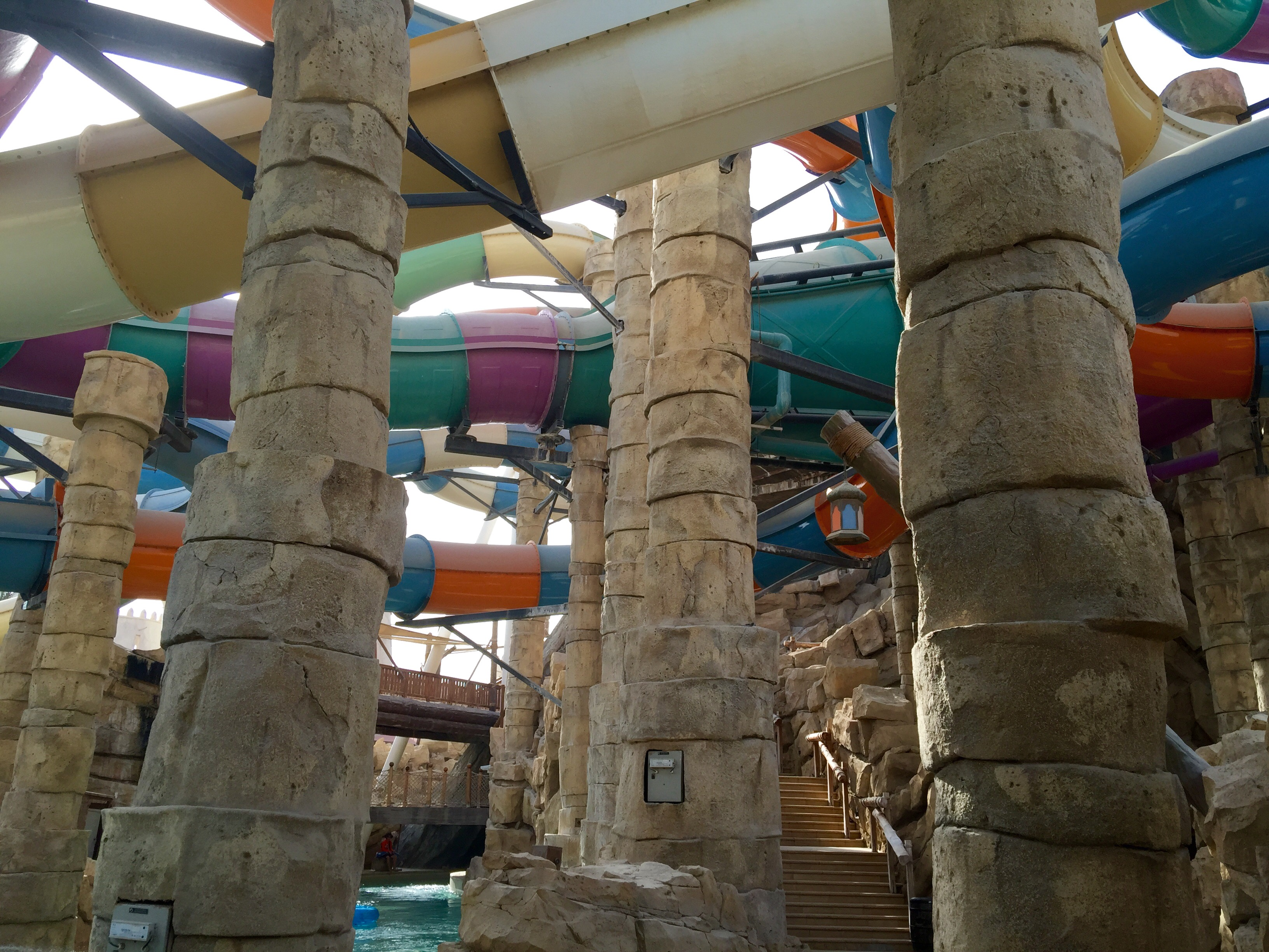 In Pictures Yas Waterworld Abu Dhabi