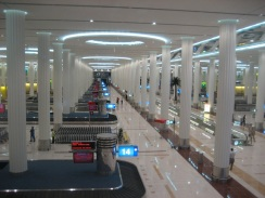 Baggage area