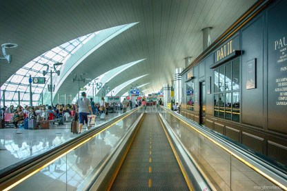 Gate areas