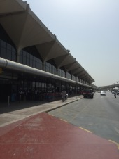 T1 from the outside