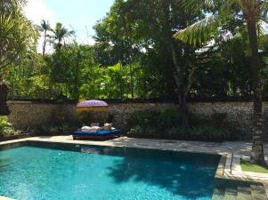 Pool of a private Villa