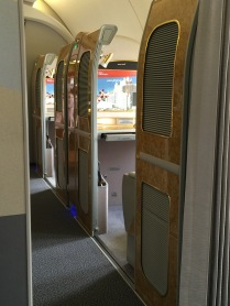 Private rooms in First Class