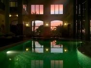 "Indoor Pool ""sunset"""