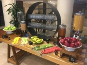 Fresh Fruit and Juices