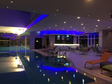 Indoor Pool Bar