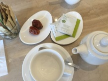 Ask for a complimentary dates with your Tea/ Coffee