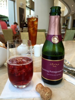 Pomegranate Date Drink