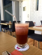 This one is called Athlete's vegetable juice