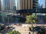 Great views over Marina
