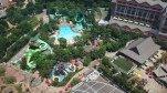 Cable Car View over Adventure Cove Water Park