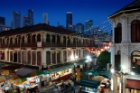 Chinatown_of_Singapore_at_dusk