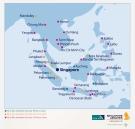 Singapore Air Routes