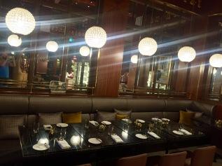Indoor Breakfast / Dinner Restaurant