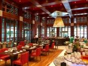 Breakfast / Dinner Buffet Restaurant