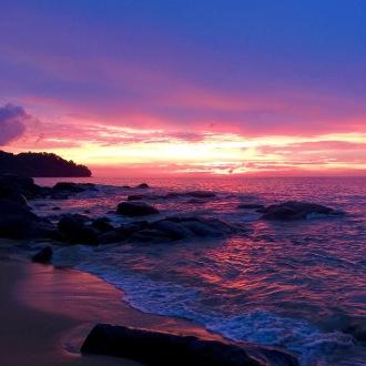 Magical sunset…no filter :)