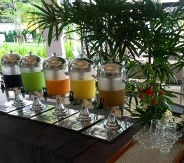Sugary juices