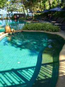 "Main pool ""lounge"""