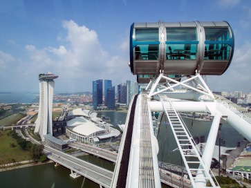View at Marina Bay Sands