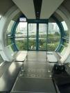 """Inside the """"gondola"""""""