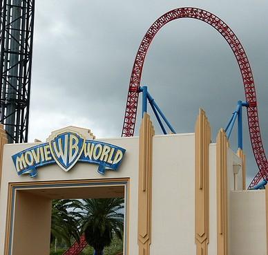 Ferrari Long Island >> ABU DHABI : Warner Brothers Movie World Construction has begun