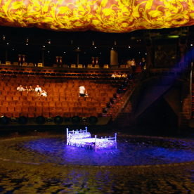 Theatre will look similar to the one in Wynn hotel Las Vegas
