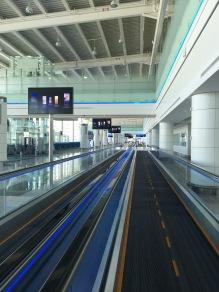 Gate Corridor