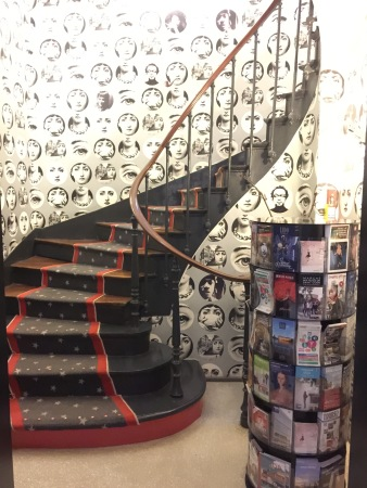 Staircase from the Lobby