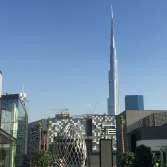 Great view from City Walk Mall