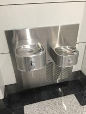 Free water fountain