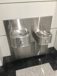 Free water fountain