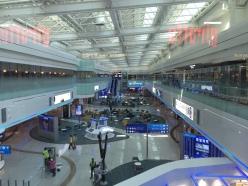 Main Departure Hall
