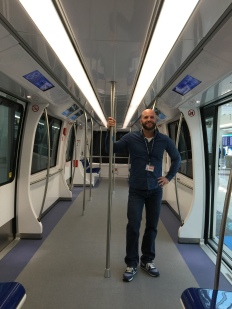 Connecting Train