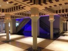 Conference centre entrance