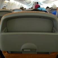 Seat detail
