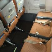 Emergency row leg room