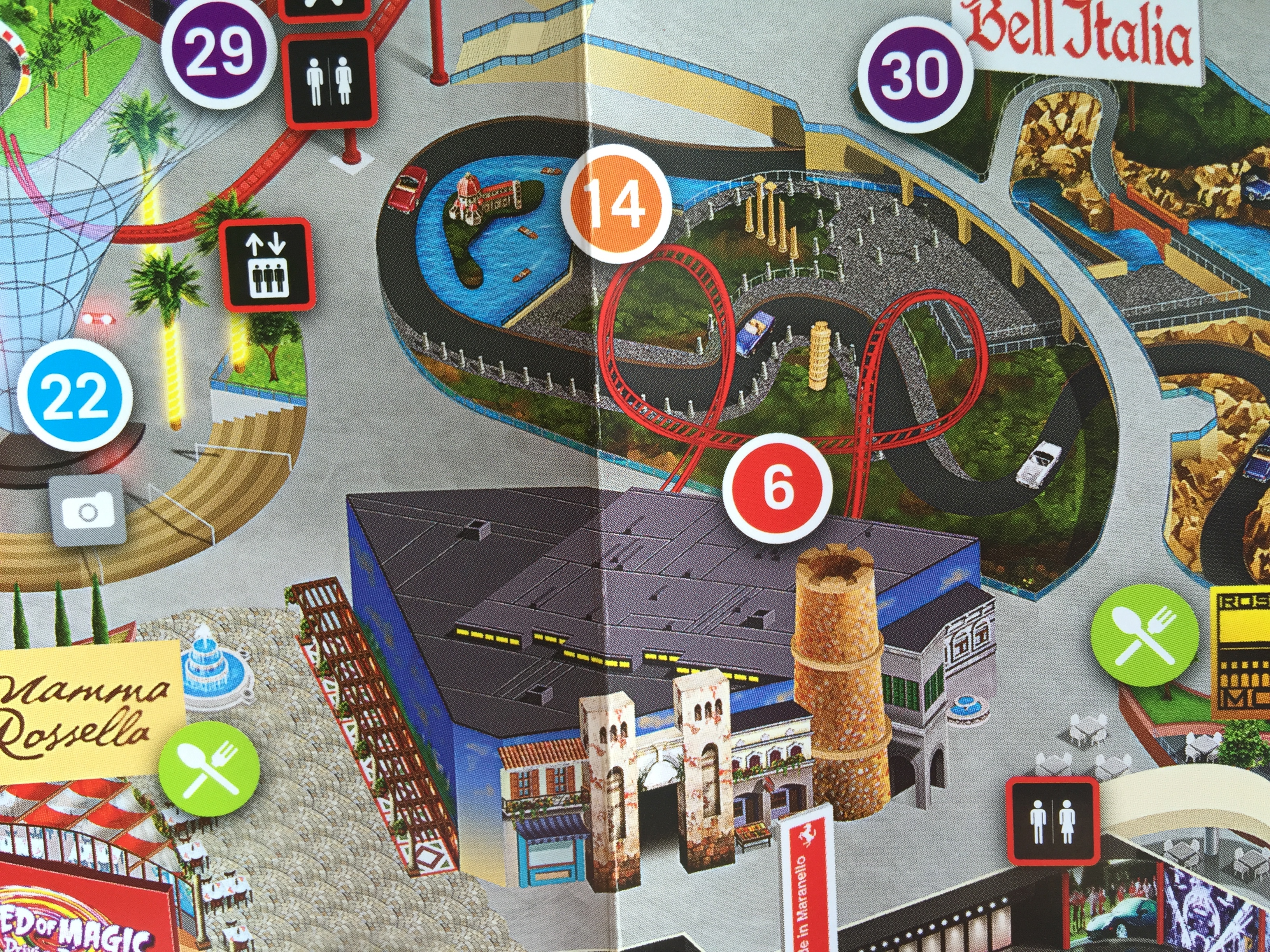 Ferrari World Map.Ferrari Parking Games Car Image Idea