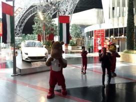 Theme Park opening dance