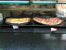 Pizza wasn't good