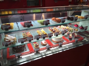 Sweets at Espresso Rosso