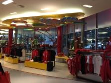 …more shopping