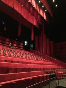 Auditorium for the Viva Ferrari Show