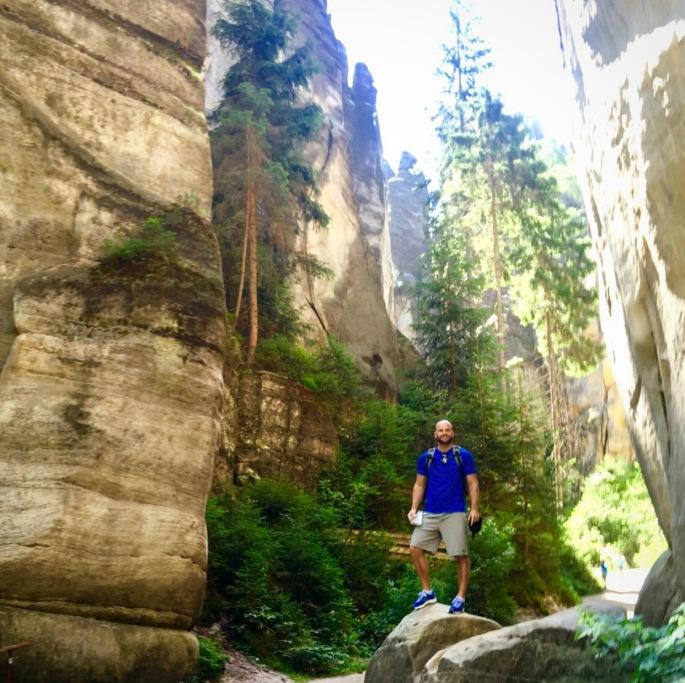 Adrspach Rocks
