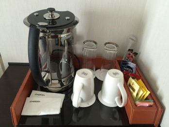 Coffee / Tea making facility