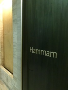 Entrance to Hammam