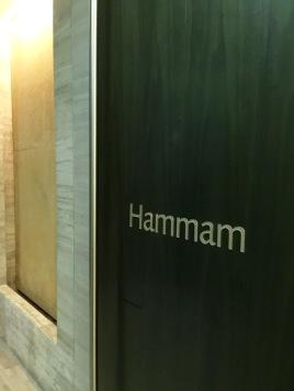 Entrance to Hammam