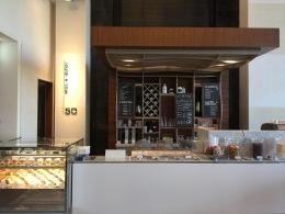 Longitude 50 Coffee at the Lobby