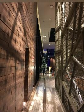 Corridor at the Lobby