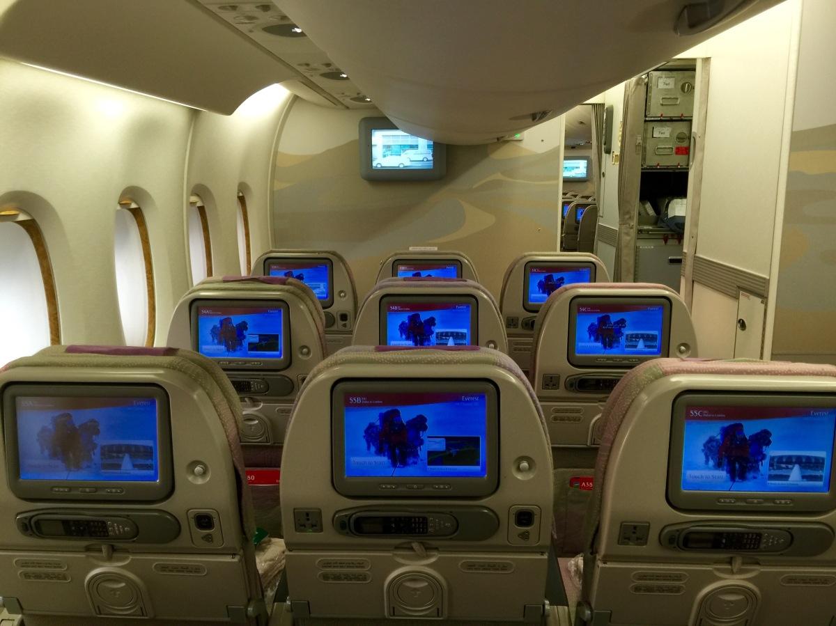 Advice 20 Best Seats On Emirates A380