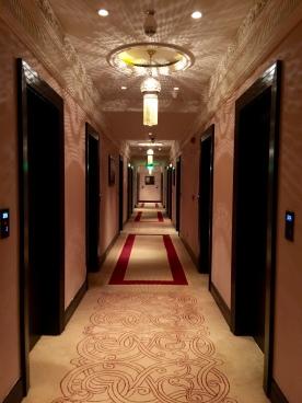 Intimate corridors