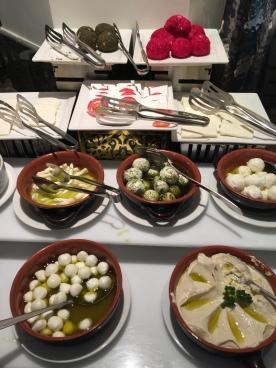 Arabic Breakfast offerings